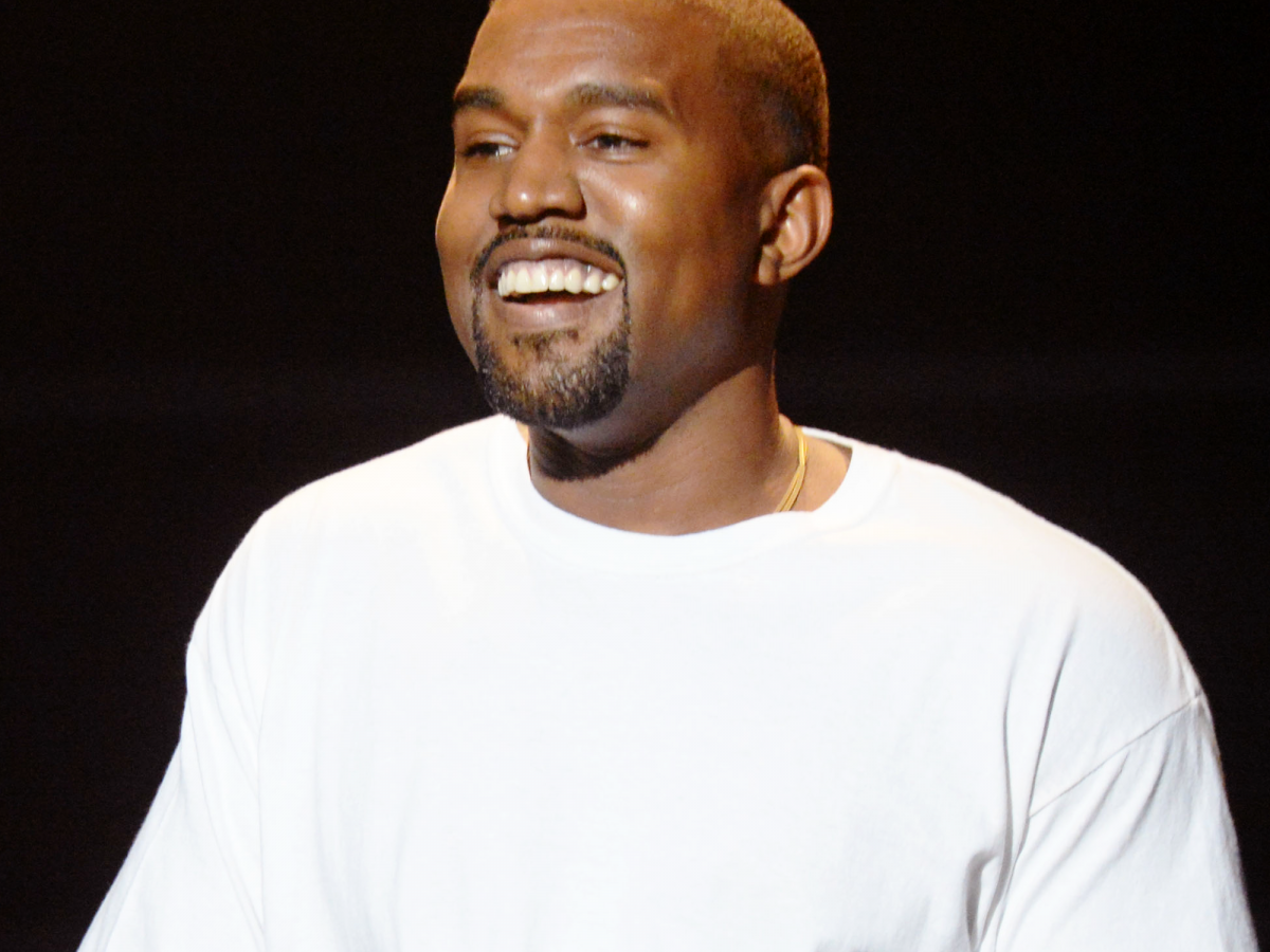 The Unexpected People, Places & Things That Make Kanye West Smile