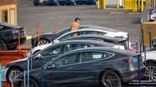 Tesla's  delivery numbers change multiple times between filings