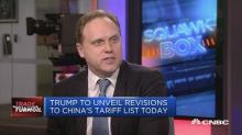 Economist: Trump knows China tariffs retaliation can't hu...
