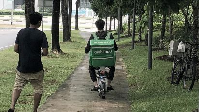 Grab to begin e-scooter trade-in grant application from Friday
