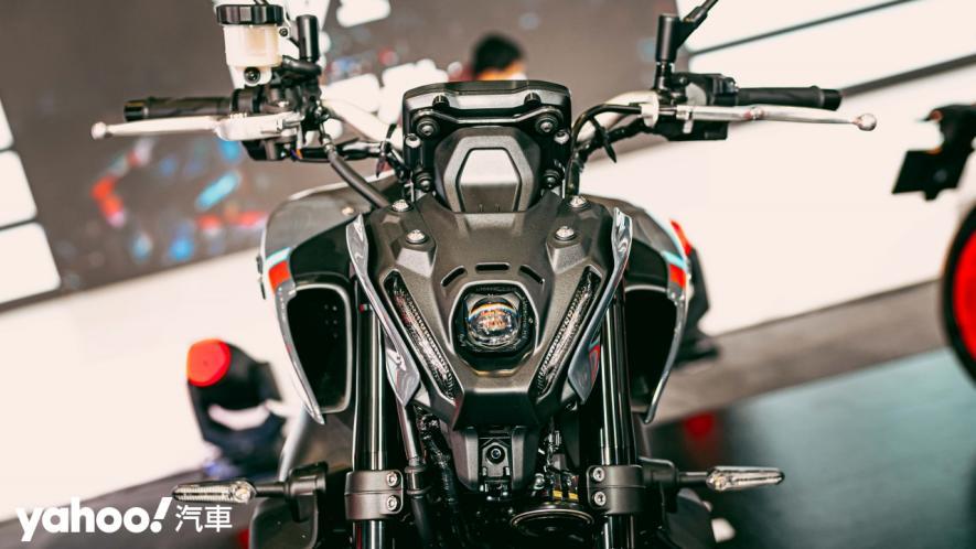 嶄新的黑暗家族第三世代!Yamaha全新2021 MT-09、MT-07正式發表! - 2
