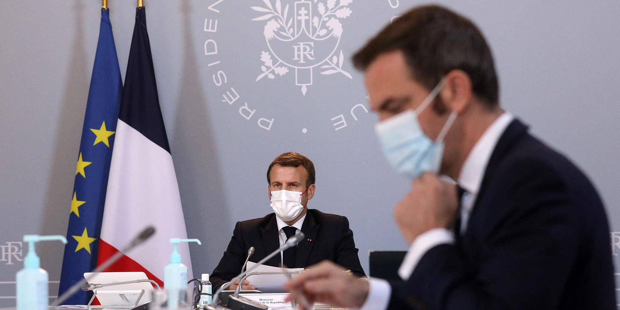 """SONDAGE. Covid-19 : 59% des Français n'ont pas l'intention de se """"faire vacciner"""""""