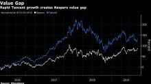 Naspers Sets $105 Billion Value for Assets Including Tencent