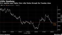 Asian Stocks Head Higher, Treasuries Hold Drop: Markets Wrap