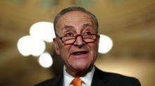 U.S. Senator Schumer heads to White House to meet Trump amid shutdown danger
