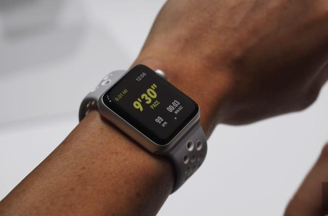 The Apple Watch Nike+ is a running watch I might actually use