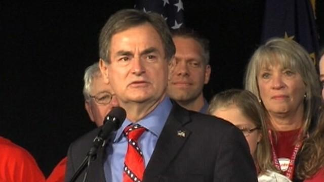 Election 2012: Richard Mourdock: I Was Attacked 'For My Principles'