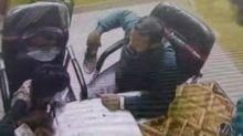 CCTV Camera Records Tutor Slapping, Beating Boy With Shoe