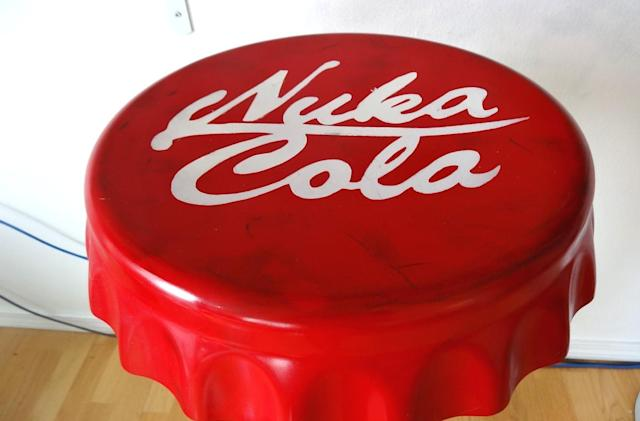 Nuka-Cola Quantum available in time for 'Fallout 4'