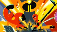 New 'Incredibles 2,' 'Toy Story 4' Details Revealed at D23