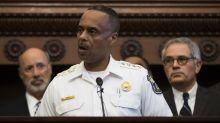 The Latest: Philadelphia police commissioner resigning
