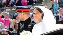 Twitter analyse le sourire de Meghan Markle sur une photo du mariage royal et c'est hilarant