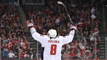 Alex Ovechkin becomes 8th player in NHL history to score 700 goals