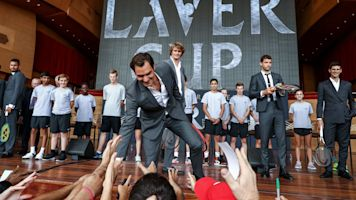 Laver Cup 2018: How does it work, where will it be shown and what players are competing?
