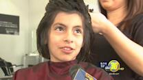 Valley women losing their locks for a good cause