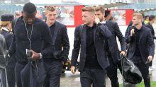 Die deutsche Mannschaft: Mit Louis Vuitton gegen Südkorea