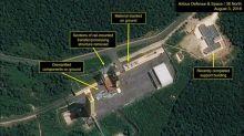 Fotos por satélite muestran nueva actividad en la base espacial norcoreana de Sohae