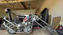 Peter Fonda's motorcycle from 'Easy Rider' is heading to auction