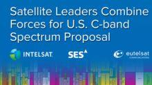 Eutelsat Partners with Intelsat and SES in U.S. C-band Spectrum Proposal
