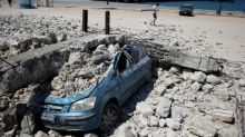 Damage spreads across Greece and Turkey after earthquake