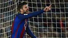 LaLiga: Pique calls for video referees in Spain to boost standards