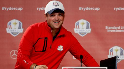 Patrick Reed on Ryder Cup: 'Any time I can wear red, white and blue, it means everything'