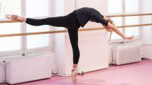 Retrouvez la ballerine Octavie Escure pour un cours de Fit Ballet en live lundi 6 avril à 12h30 sur Instagram !