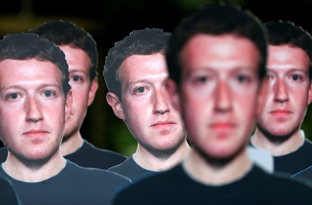 Facebook reportedly sold user data to businesses in secret deals