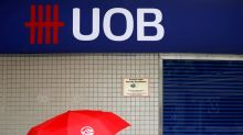 Singapore bank UOB's first-quarter profit falls to two-year low, raises impairment charges