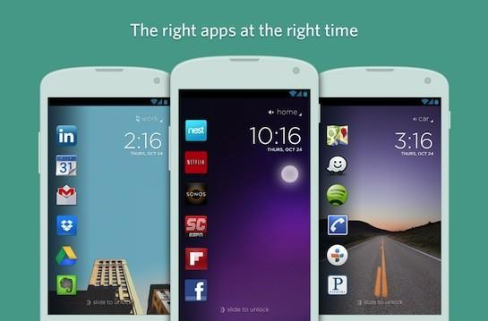 Cover's context-aware Android lock screen launches on Google Play (video)