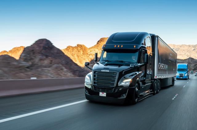 Daimler wants self-driving trucks on the roads in ten years