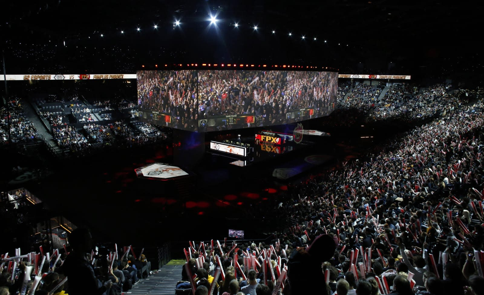 Social distancing is pushing esports into the mainstream