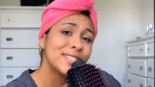 Les influenceuses TikTok boostent les ventes d'une brosse à lisser les cheveux