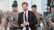 Why is Prince Harry always touching his wedding band?
