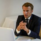 France's Macron pushes for a government of technocrats to rescue Lebanon