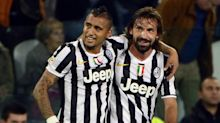 'If Pirlo or Juventus call me, I would be happy' - Barcelona's Vidal open to Bianconeri return