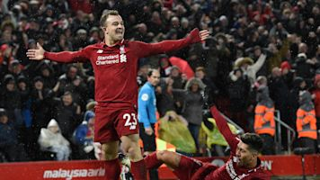 Premier League : Liverpool s'en remet à Shaqiri pour dominer United