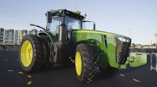 How John Deere's autonomous vehicles are besting self-driving concept cars