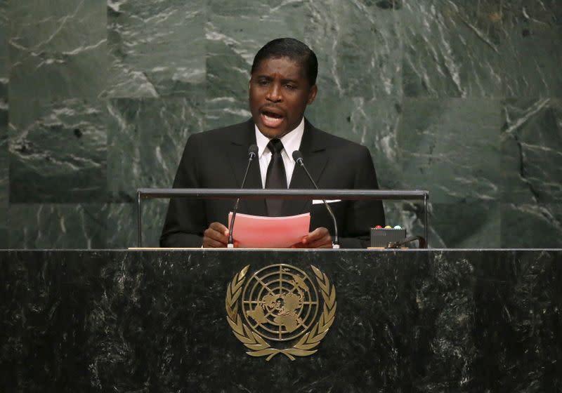 """""""Biens mal acquis"""": le jugement contre Obiang confirmé en cassation"""