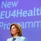 EU plans permanent stockpile of essential drugs, medical gear