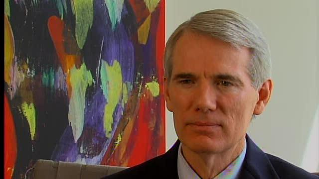 Rob Portman RAW interview