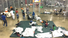 Migrant 'children in cages' costs American taxpayers more than $4.5 million daily