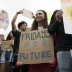NYC students excused from school for climate change protest