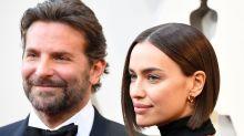 El reencuentro  inesperado de Irina Shayk y Bradley Cooper en una fiesta de los BAFTAs 2020