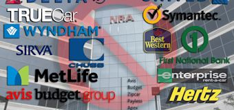 List of companies cutting ties with NRA grows