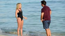 TOWIE's Lydia Bright Tells Ex James Argent She'Despises' Him In Majorca Row