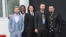Bye, bye, bye! Google rewrites 'NSync history, replacing Joey Fatone with Shaquille O'Neal — and the internet is there for the laughs