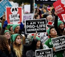 'It should be illegal': protesters call for end to abortion at Washington rally