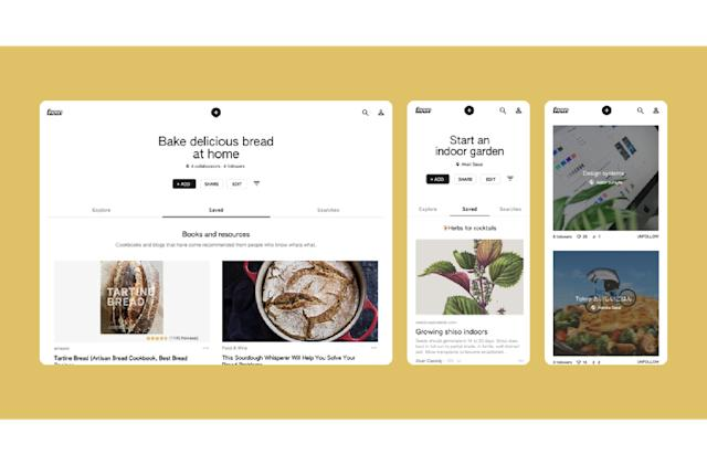 Google's Area 120 reveals Pinterest-like app called Keen
