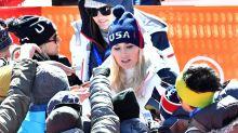 US ski star Vonn 'hurt' by anti-American claims
